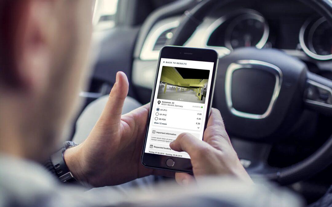 Kombiniert: Parkplatz-App und Video-überwachte Concierge-Lösung für Tiefgaragen