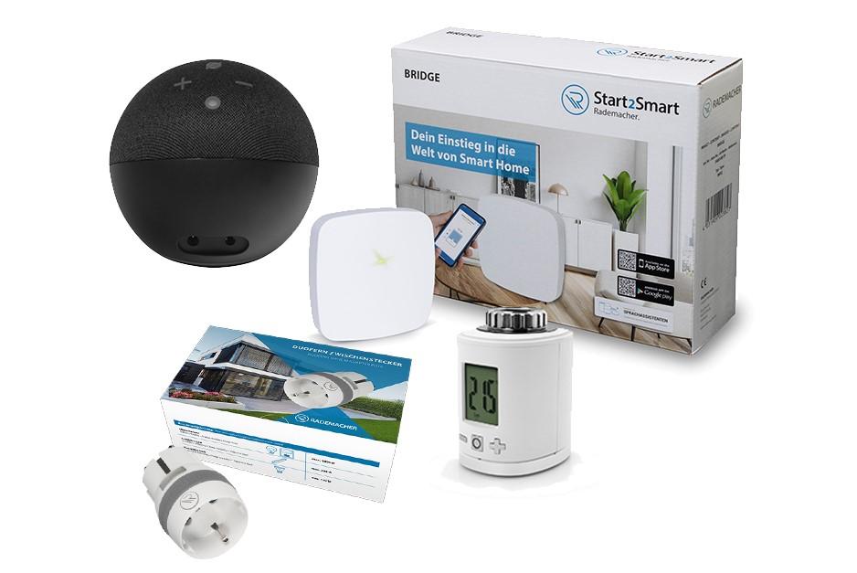 Durchstarten im Smart-Home-Office