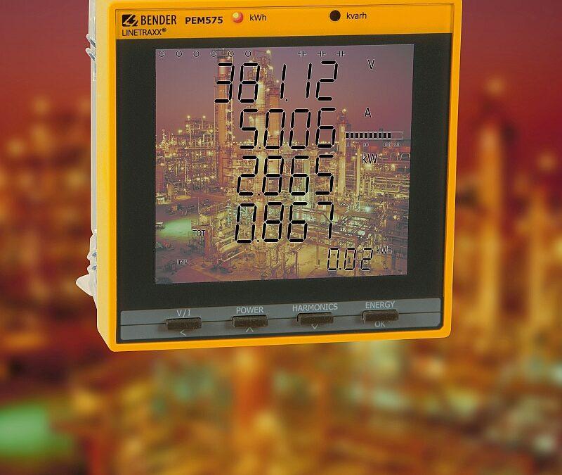 Hochverfügbarkeit von elektrischen Anlagen mit Power Quality Monitoring