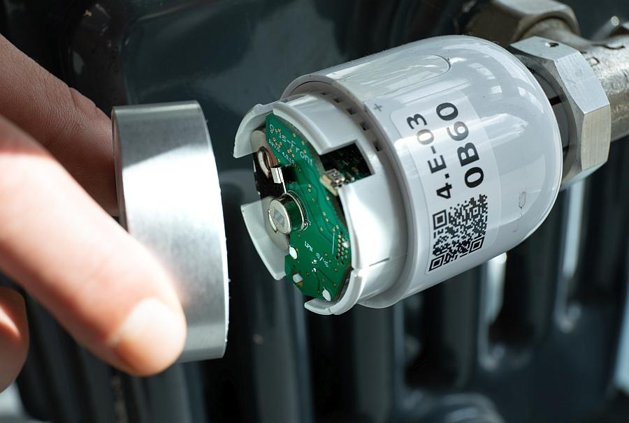 Innovatives Thermostat ermöglicht mühelose Energie- und CO2-Einsparungen