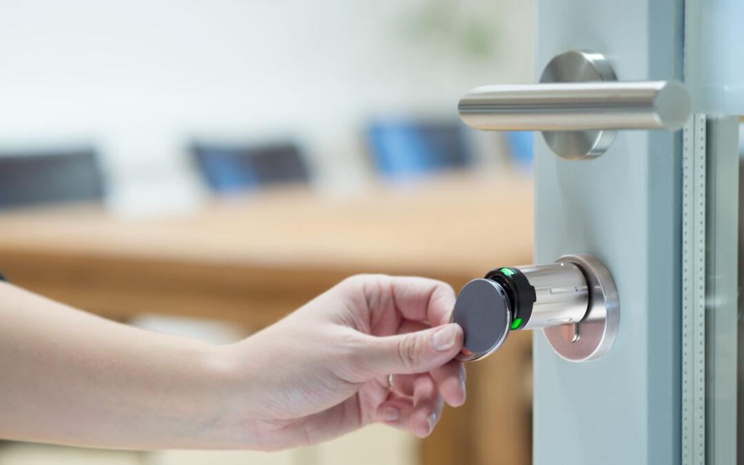 Mechatronische Schließsysteme mit maximaler Flexibilität